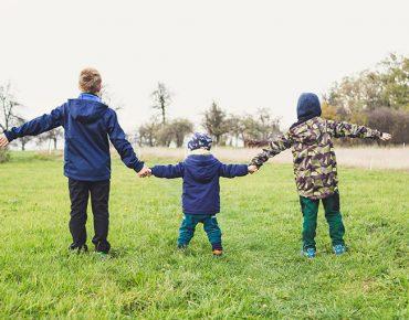 Переезд с семьей и детьми