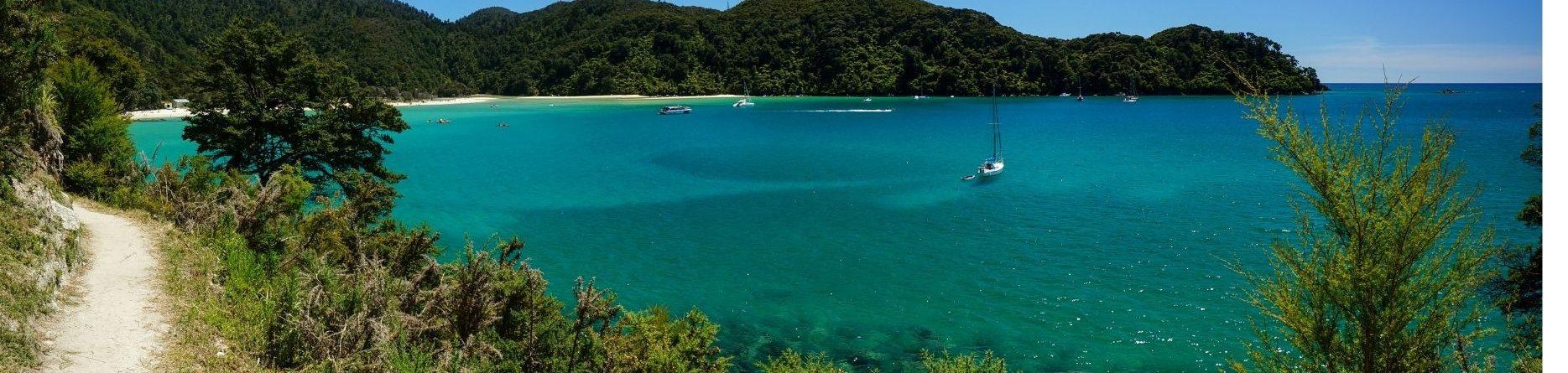 Пляжный отдых в Новой Зеландии и меры безопасности