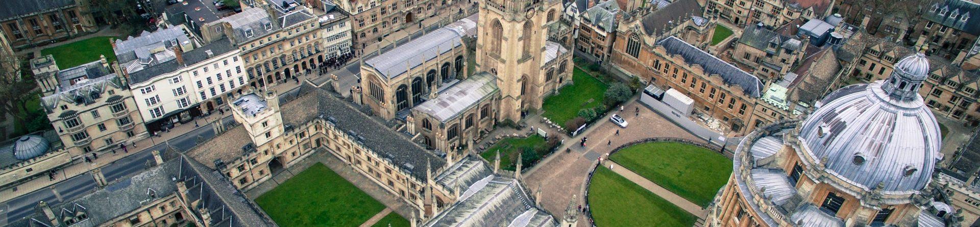 4 университета Великобритании вошли в рейтинг лучших